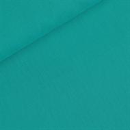 Afbeelding van Effen stof - Turquoise