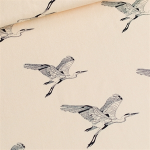 Picture of Herons - French Terry - Honey Peach