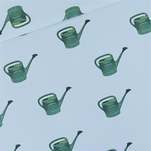 Bild von Watering Cans - M - French Terry - Nebelblau